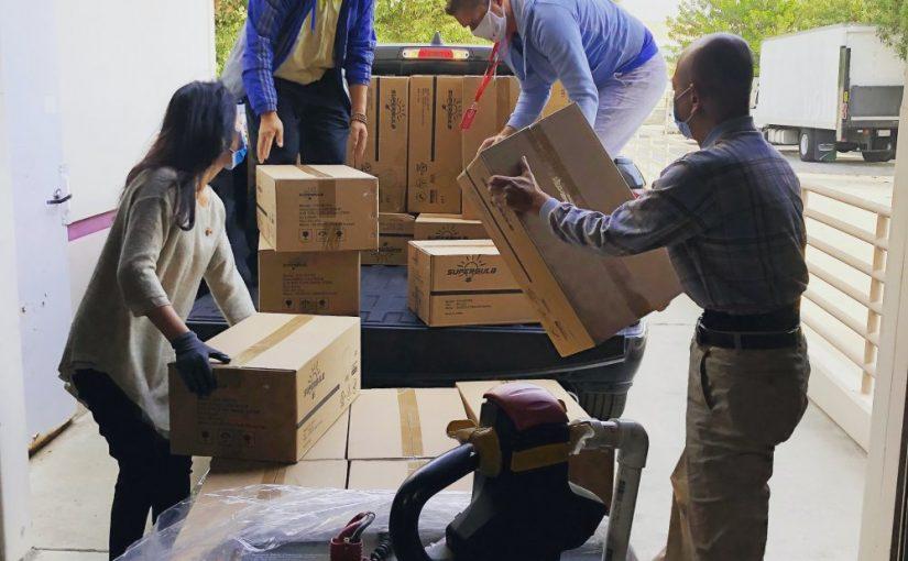 Skal din virksomhed flytte? Hyr et flyttefirma til erhverv