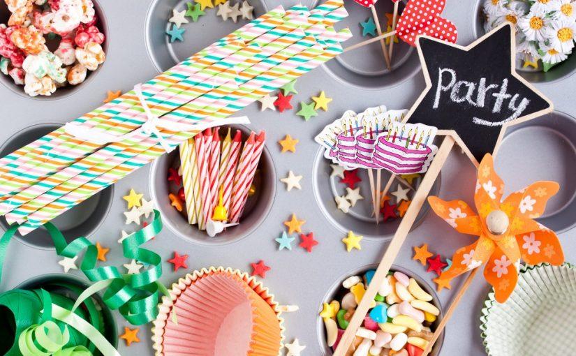 Få en vellykket og mindeværdig fest med festartikler
